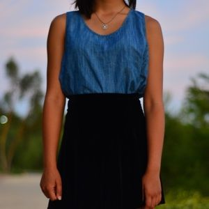 Jean Top By Universal Thread